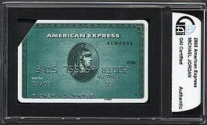 American Express de Michael Jordan